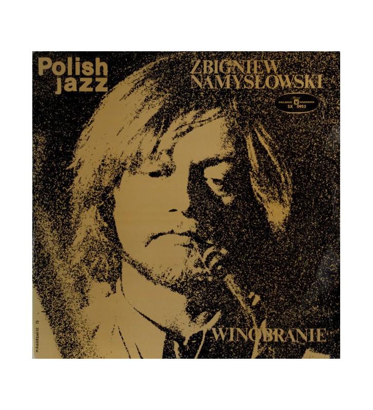 Zbigniew Namysłowski - Winobranie (LP, Album, RE) mesvinyles.fr
