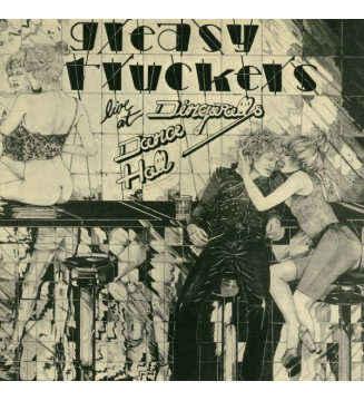 Greasy Truckers Live At Dingwalls Dance Hall (2xLP, Album, Gat) mesvinyles.fr
