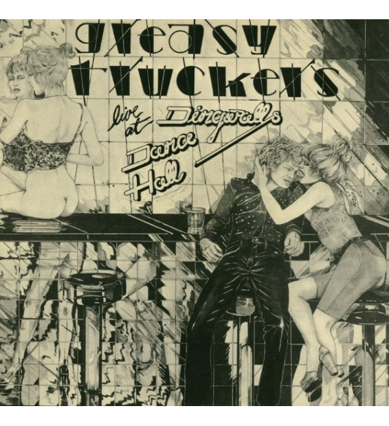 Various - Greasy Truckers Live At Dingwalls Dance Hall (2xLP, Album, Gat) mesvinyles.fr