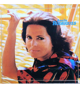 Amália Rodrigues - Disque D'Or (LP, Comp, RE, Gat)
