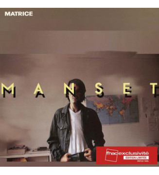 Gérard Manset - Matrice (LP, RE, S/Edition) mesvinyles.fr