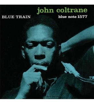 John Coltrane - Blue Train (LP, Album, RE, RM, 180) mesvinyles.fr