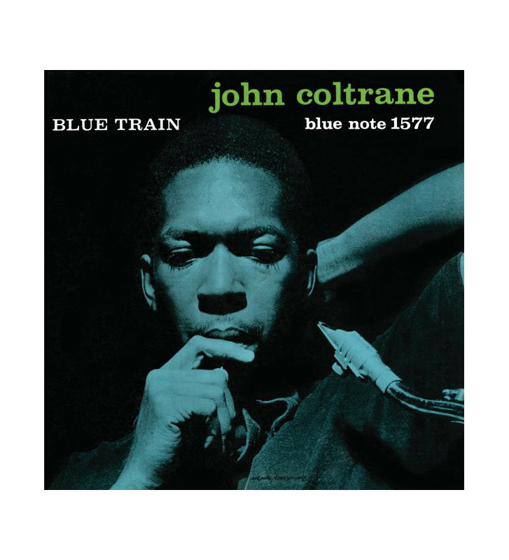 John Coltrane - Blue Train (LP, Album, RE, RM, 180) mesvinyles.fr
