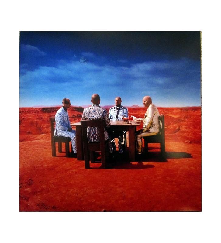 Muse - Black Holes And Revelations (LP, Album, RE, RP, 180) mesvinyles.fr