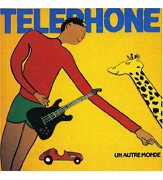 Telephone* - Un Autre Monde (LP, Album)