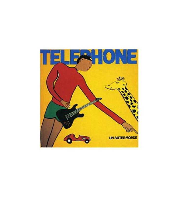 Telephone* - Un Autre Monde (LP, Album) mesvinyles.fr