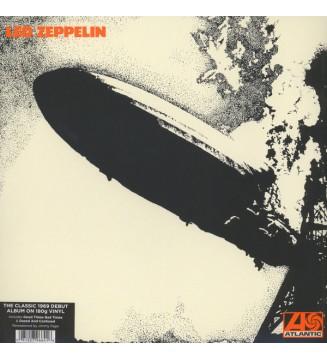 Led Zeppelin - Led Zeppelin (LP, Album, RE, RM, 180) mesvinyles.fr