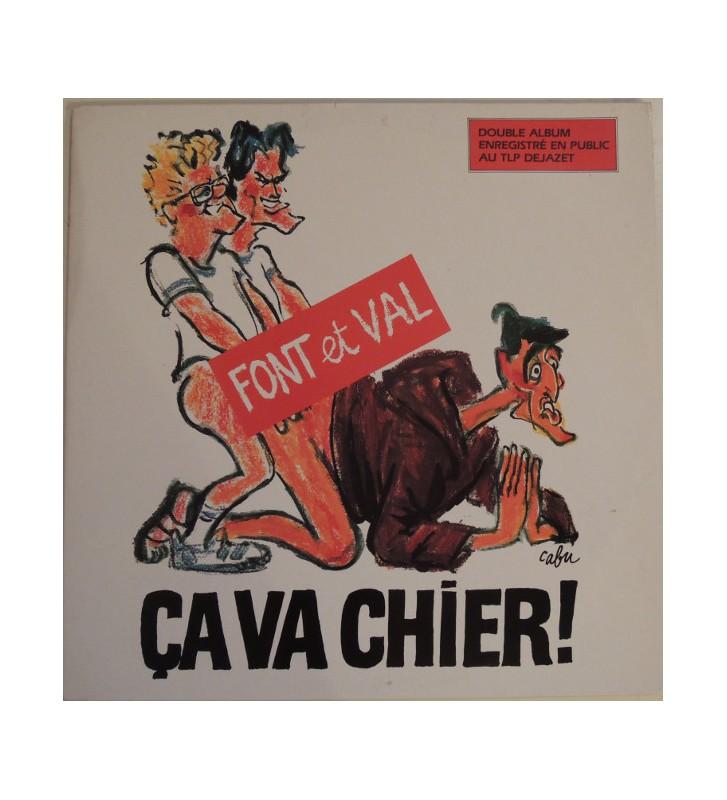 Font Et Val - Ça Va Chier (2xLP, Album, Gat) mesvinyles.fr