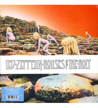 Led Zeppelin - Houses Of The Holy (LP, Album, RE, RM, 180) mesvinyles.fr