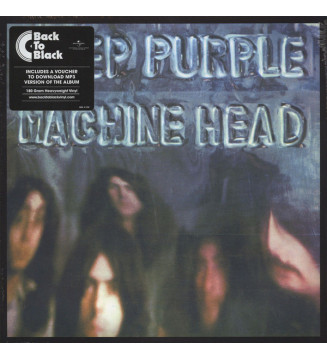 Deep Purple - Machine Head (LP, Album, RE, RM) mesvinyles.fr