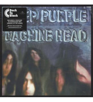 Deep Purple - Machine Head (LP, Album, RE, RM) mesvinyles.fr