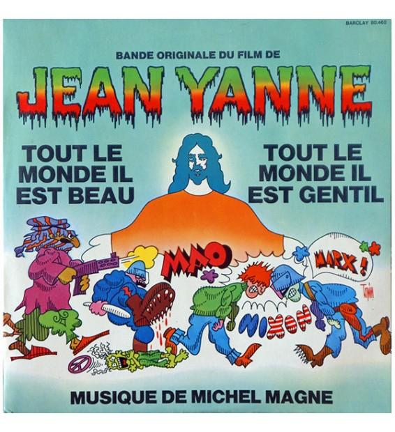 Michel Magne - Tout Le Monde Il Est Beau, Tout Le Monde Il Est Gentil (Bande Originale Du Film) (LP, Album) mesvinyles.fr