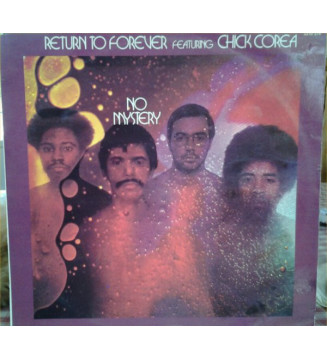 Return To Forever Featuring Chick Corea - No Mystery (LP, Album) mesvinyles.fr