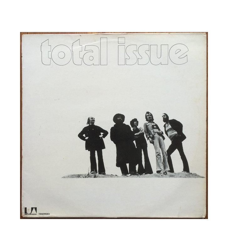 Total Issue (2) - Total Issue (LP, Album) mesvinyles.fr