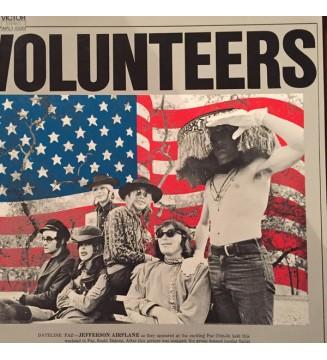 Jefferson Airplane - Volunteers (LP, Album, Gat) mesvinyles.fr