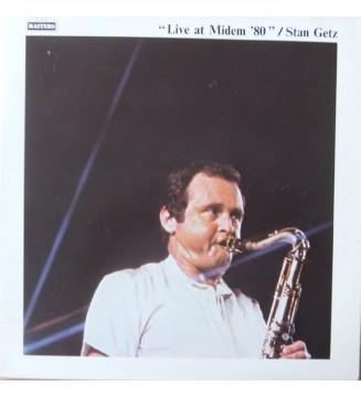 Stan Getz - Live At Midem '80 (LP, Album) mesvinyles.fr