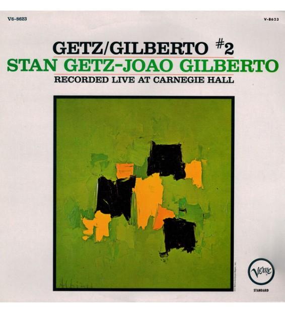 Stan Getz / João Gilberto - Getz / Gilberto 2 (LP, Album, RE) mesvinyles.fr