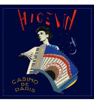 Jacques Higelin - Casino De Paris (LP, Album) mesvinyles.fr