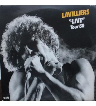 Lavilliers* - Live Tour 80 (3xLP, Album) mesvinyles.fr