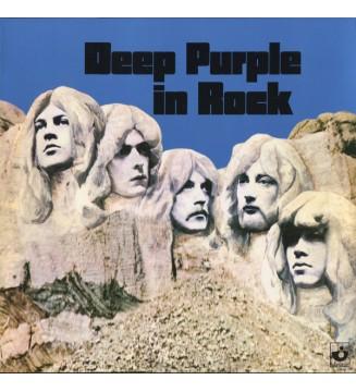 Deep Purple - Deep Purple In Rock (LP, Album, RE, Gat)