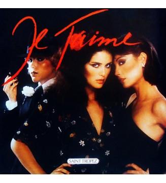 Saint Tropez - Je T'Aime (LP, Album, Gat) mesvinyles.fr