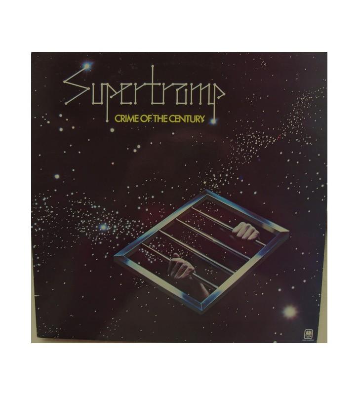 Supertramp - Crime Of The Century (LP, Album) mesvinyles.fr