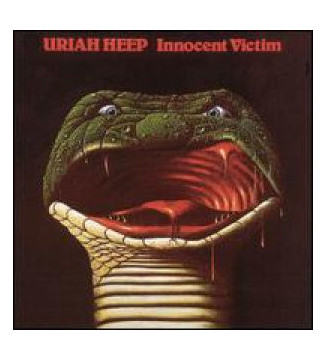 Uriah Heep - Innocent Victim (LP, Album) mesvinyles.fr