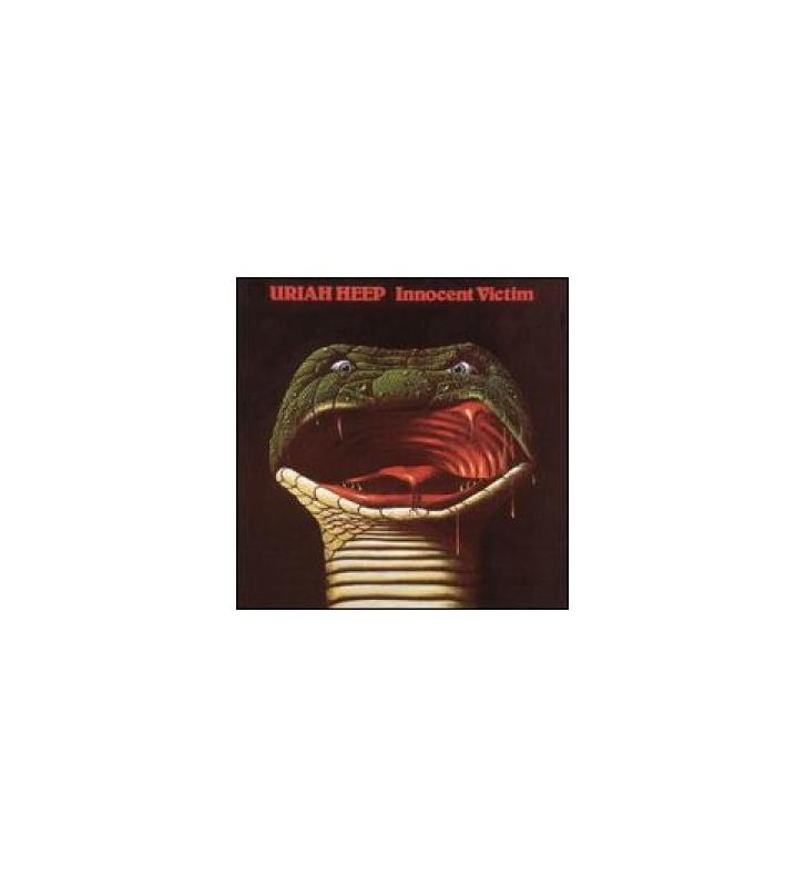 Uriah Heep - Innocent Victim (LP, Album) mesvinyles.fr