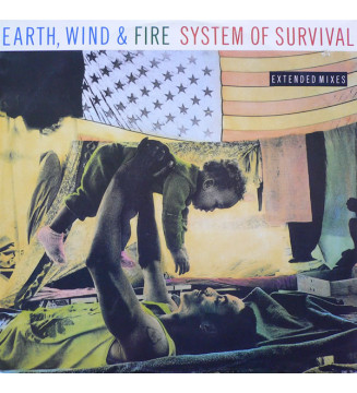 "Earth, Wind & Fire - System Of Survival (12"") mesvinyles.fr"