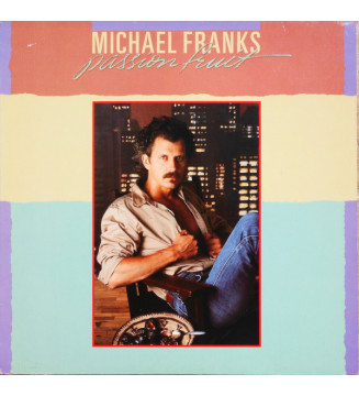 Michael Franks - Passionfruit (LP, Album) mesvinyles.fr