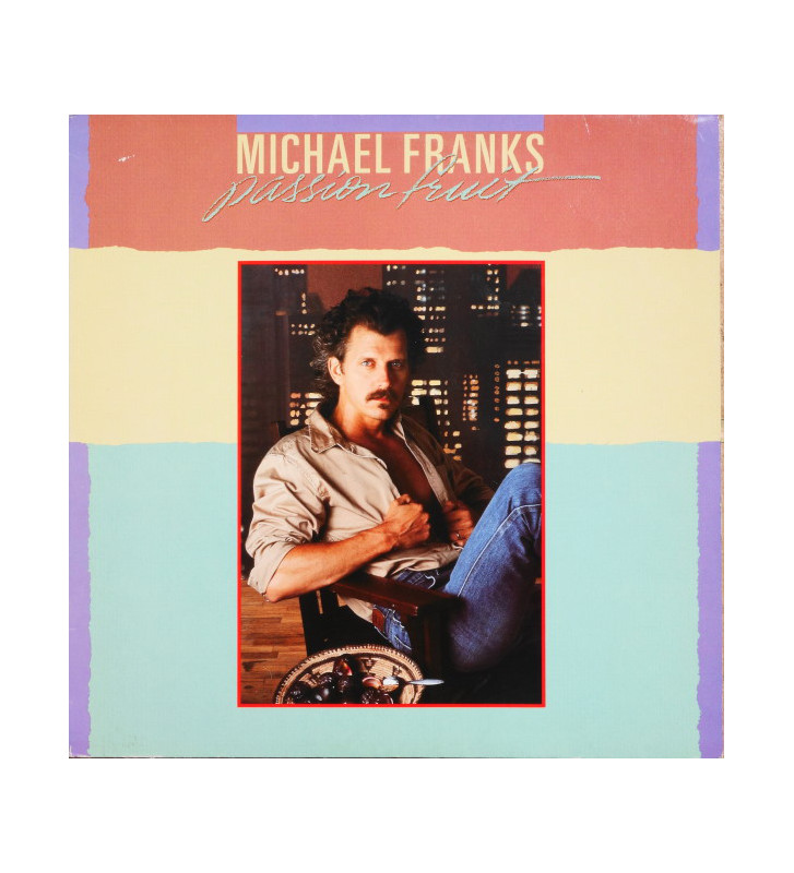 Michael Franks - Passionfruit (LP, Album) mesvinyles.fr