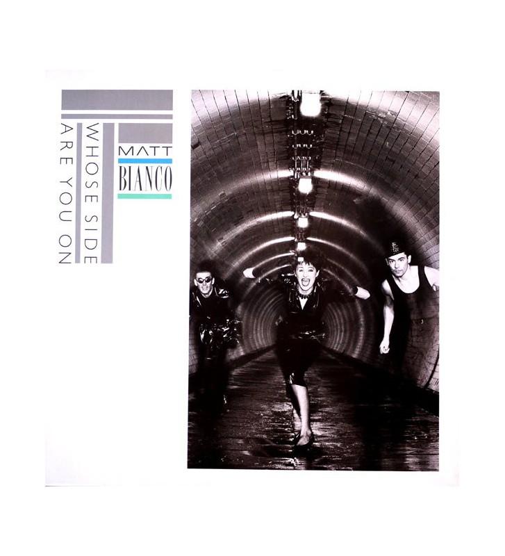 Matt Bianco - Whose Side Are You On (LP, Album) mesvinyles.fr