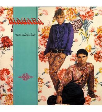 Niagara - Encore Un Dernier Baiser (LP, Album, Gat) mesvinyles.fr
