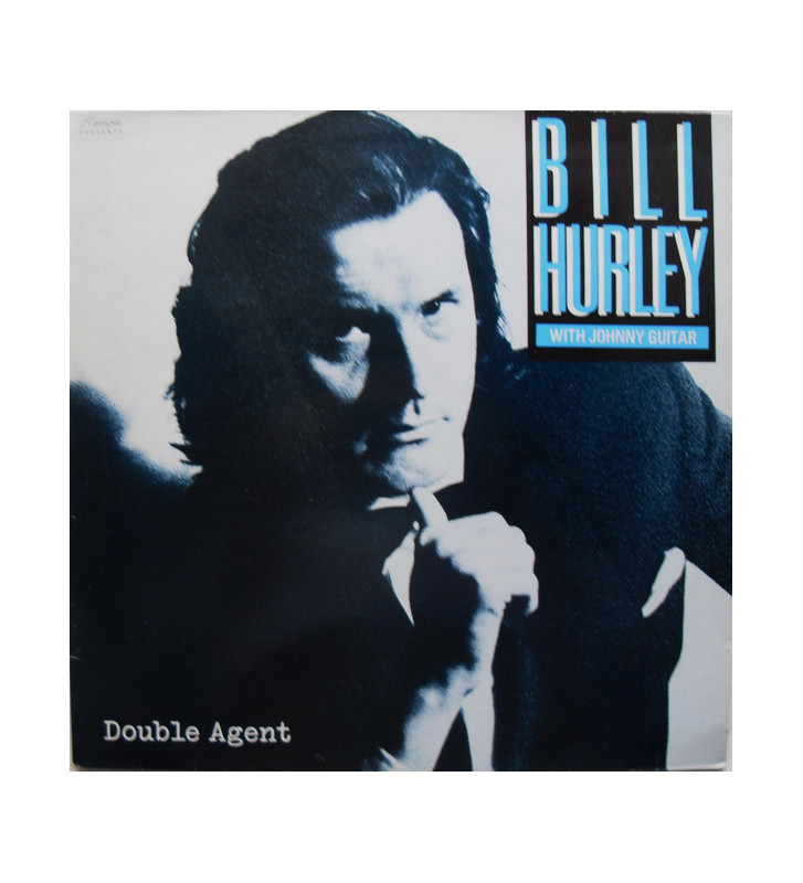Bill Hurley With Johnny Guitar (2) - Double Agent (LP, Album) mesvinyles.fr