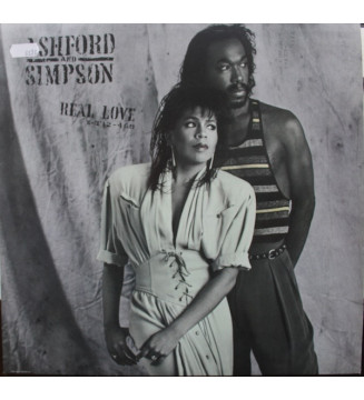 Ashford And Simpson* - Real Love (LP, Album) mesvinyles.fr
