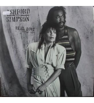 Ashford And Simpson* - Real Love (LP, Album) mesvinyles.fr