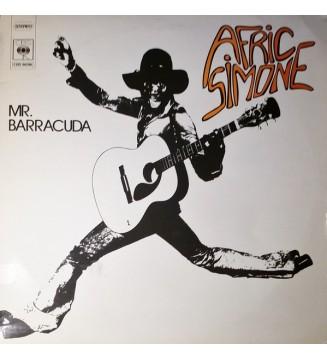 Afric Simone - Mr. Barracuda (LP) mesvinyles.fr