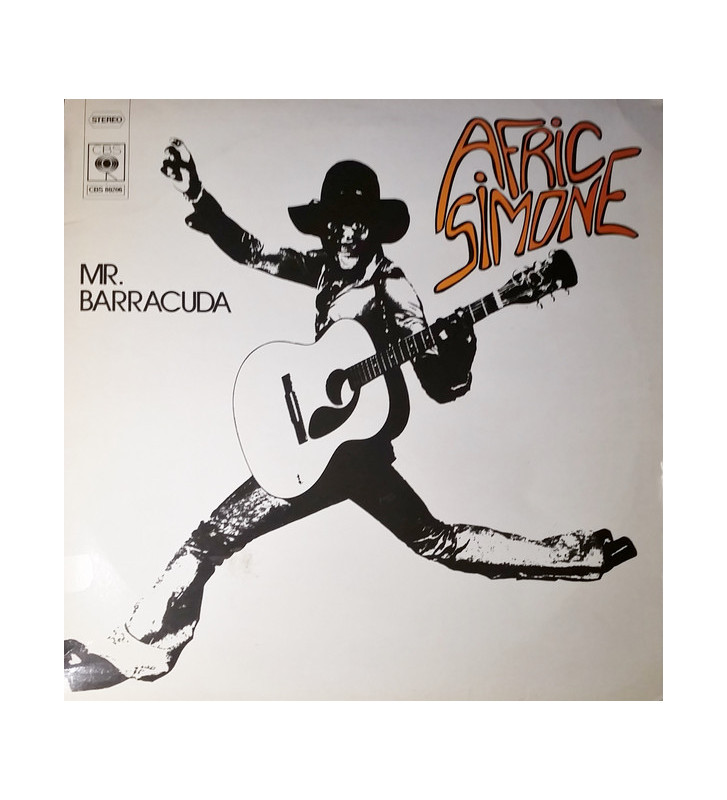 Afric Simone - Mr. Barracuda (LP) mesvinyles.fr