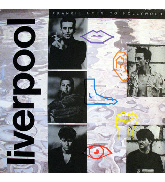 Frankie Goes To Hollywood - Liverpool (LP, Album)