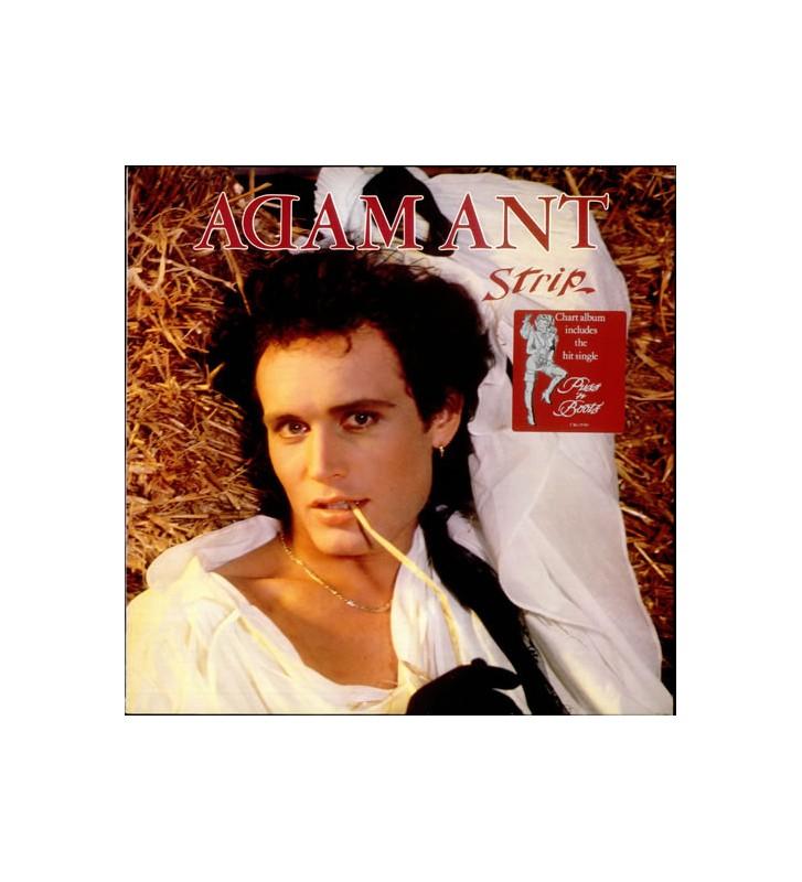 Adam Ant - Strip (LP, Album) mesvinyles.fr