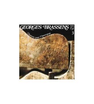 Georges Brassens - 3 - Chanson Pour L'Auvergnat (LP, Comp, Gat) mesvinyles.fr