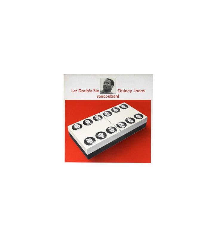 Les Double Six - Rencontrent Quincy Jones (LP, Gat) mesvinyles.fr