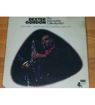 Dexter Gordon - The Monmartre Collection Vol. 1 (LP, Album) mesvinyles.fr