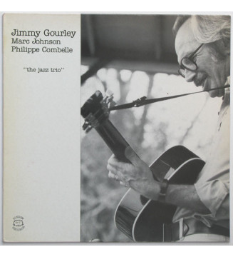 Jimmy Gourley / Marc Johnson (2) / Philippe Combelle - The Jazz Trio (LP, Album) mesvinyles.fr