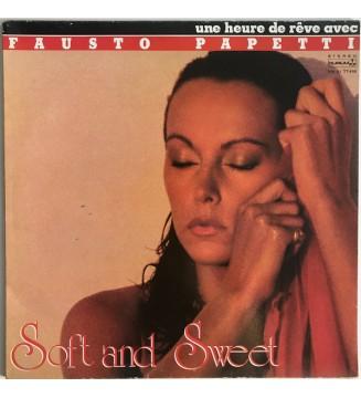 Fausto Papetti - Une Heure De Rêve Avec Fausto Papetti (LP, Comp) mesvinyles.fr