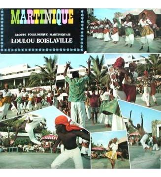 Loulou Boislaville - Martinique (LP, Album) mesvinyles.fr