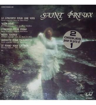 Saint-Preux - Bandes Et Musiques Originales (2xLP, Comp, Gat) mesvinyles.fr