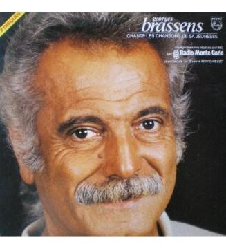 Georges Brassens - Chante Les Chansons De Sa Jeunesse (2xLP, Album)