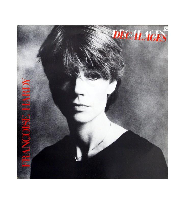 Françoise Hardy - Décalages (LP, Album) mesvinyles.fr