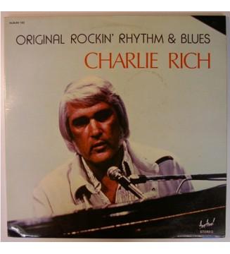 Charlie Rich - Original Rockin' Rhythm & Blues (2xLP, Comp, Gat) mesvinyles.fr